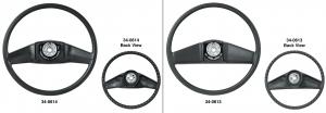1973-89 Steering Wheels