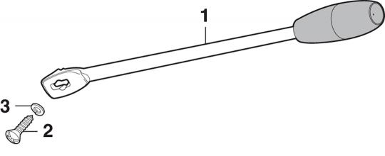 Custom Signal Lever