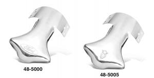 Exhaust Deflector with Logo