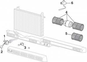 Air Conditioning Components Hang-on Type Systems