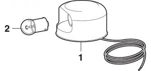 Engine Compartment Lamp