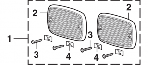 Grille Reflector