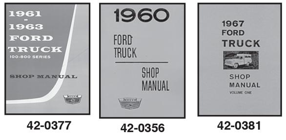Truck Shop Manuals