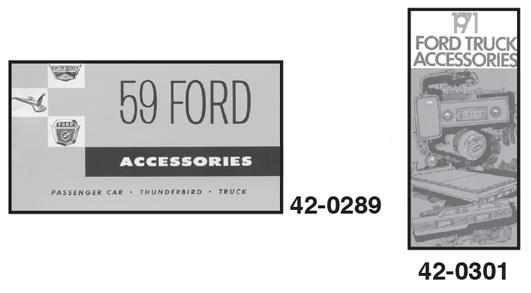 Genuine Ford Accessories