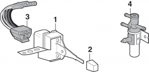 Tank Selector Switch