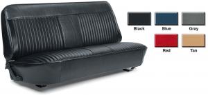 Vinyl Bench Seat Reupholstery Kit
