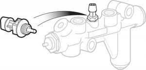 Disc Brake Pressure Warning Switch