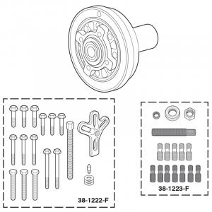 Harmonic Balancer, Puller and Installer