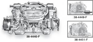 Performer Series Carburetor