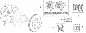 Front Disc Brakes