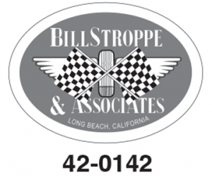 Bill Stroppe & Associates Decal