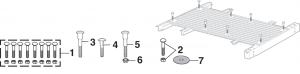 Styleside Bed Mounting