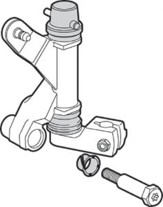 4WD Shift Linkage Assembly