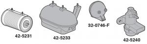 EGR Vacuum Components