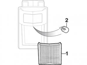 Interior Cargo Lamp