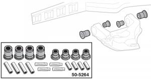 Polyurethane Control Arm Bushing Set