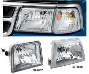 Custom Lighting for Ranger Custom Headlight Sets