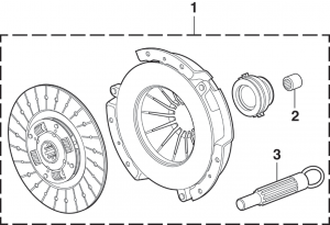 Clutch Components
