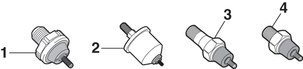 Oil Pressure Switches