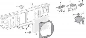 Radiator Components