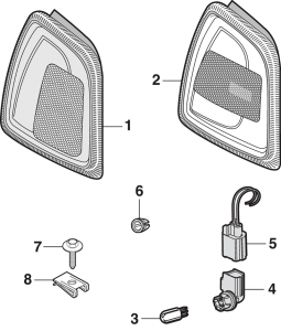 Sidemarker and Components