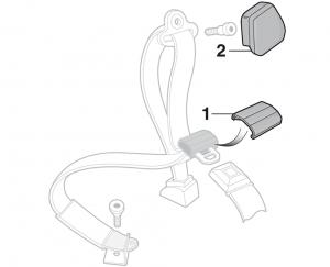 Seat Belt Components-Original Style