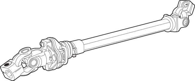 Replacement Steering Shaft