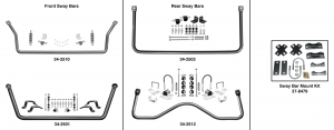 Performance Sway Bars Give You Bolt-On Handling and Control