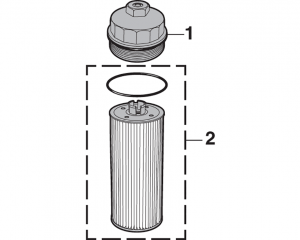 Oil Filter and Cap