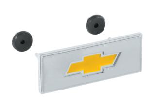 Center Console Emblem