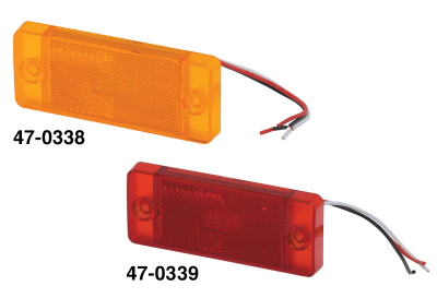 LED Sidemarkers