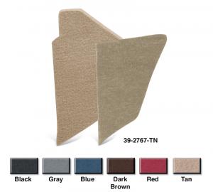 Kick Panel Carpet