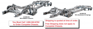 TCI Complete Chassis