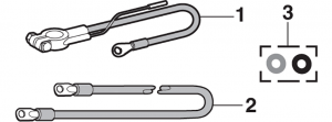 Replacement Battery Cables