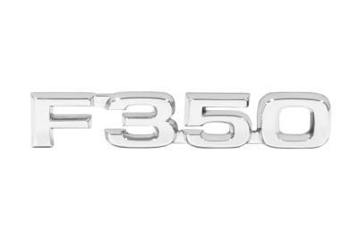F350 Cowl Side Emblem