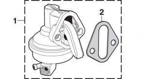 Fuel Pump - Diesel