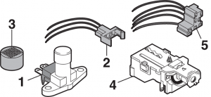 Headlight Dimmer Switches