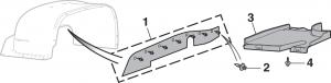 1981-91 Splash Shields