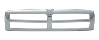 Chrome Grille Shell - Models without Sport Package
