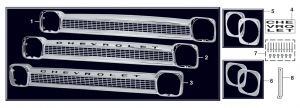 Grille and Components