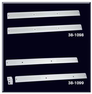 Billet Aluminum Front Door Insert Panels