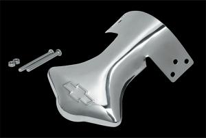 Stainless Steel Exhaust Deflector