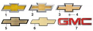 Grille Emblems