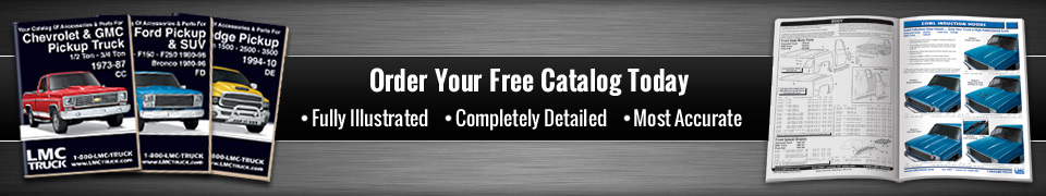 Free LMC Truck Catalog Request Form