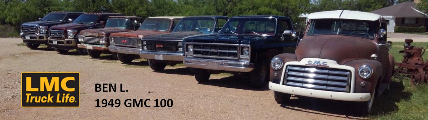 LMC Trucklife Story - Ben L.