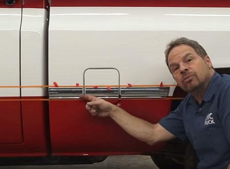 LMC Truck Body Trim