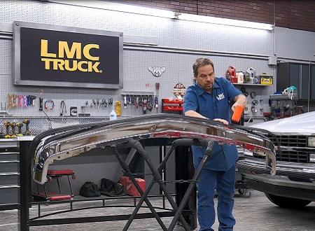Bumper Impact Strip