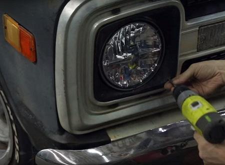 LMC Truck Headlights