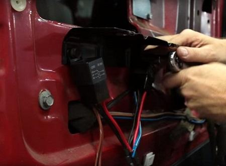 LMC Truck Power Window Harness