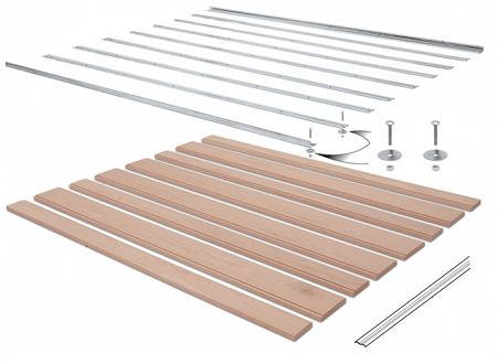 Bed Wood Kits